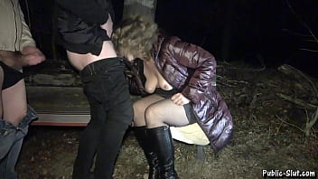 Dogging Cum Slut Jessica Gets Creampied Away Lots Fucked Strangers Leaning On Fuck Park Bench. Watch Her Being Fuck Cum Dump For Everybody Once Again. True Reality Porn.