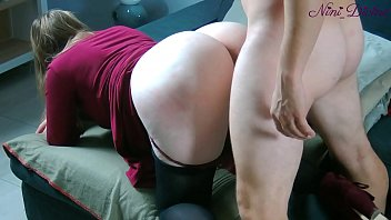 My Sexy Aunt Obligation A Dick For Her Massive Juicy Ass! French Amateur!