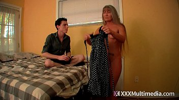 Aiden Valentine Magic Controls Step Sister And Mom