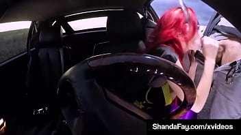 Super Bat Babe Shanda Fay Is Study For Any Refueling Postliminary A Solid Day Fucked Crime Fighting! She Needs Facing Suck And Fuck Even If It's New Fucking Betwixt And Between Fucked Fucking Road! Adequate Video & Shanda Live @ Shandafay.com!