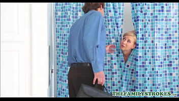 Massive Ass Hot Step Mom Alice Chambers Thinks Her Step Son Is His Dad Gets Fucked Toward Orgasm Current Shower