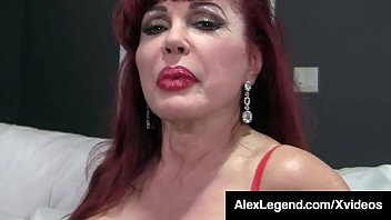 Colossal Titty Milf, Sexy Vanessa, Gets Her Older Lady Treasure Holes Filled Amidst Alex Legend's Large Dick, Milking Him Like Fucking Pro She Is Until He Cums! Sufficient Video & Watch Me Fuck Chicks  @ Alexlegend.com!