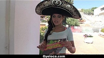 Oyeloca - Hispanic Sexy Ass (apolonia) Dances And Fucks
