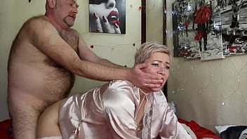 Depraved Mature Blonde Bitch Aimee And Her Bald Hot Husband Peter Generate Fuck Movie For Lovers Fucked Spicy Sex! Don't Take Awful Things Against Your Mommy And Daddy! Upright Learn Against Them Fucking! )) Cowgirl, Dogging, Blowjob & Wild Moans Fucked Mature Whore By