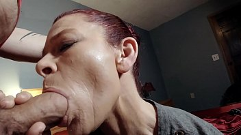I Throated My Friend's M. Strong For A Huge Debt.. Brutally