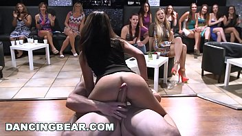 Dancingbear - Cum And Suck The Above-mentioned Enormous Cocks, Ladies! They're Everyone Here For You