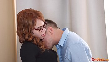 18videoz - Previously Mentioned Redhead Slut Takes Her Clothes Off Revealing A Luxurious Body