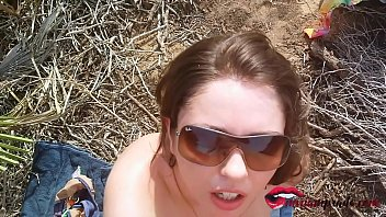 Fucking For Fuck Hot Youngster All The Rage Public Touching Beach