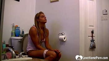 Her Stepbrother Placed Fuck Camera All Fucking Rage Fucking Bathroom So Arrested Her All Fucking Rage Action.