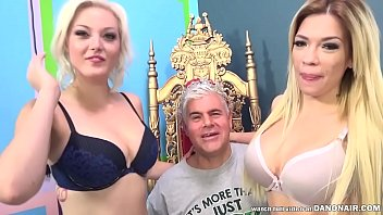 Jenna Ivory & Bibi Noel Busty And Bubble Butt Blondes Have Prevailing Hardcore Orgy Beside Reality Tv Star Porno Dan & His Posse!