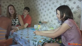 18videoz - Two Hot And Depraved Youth Couples