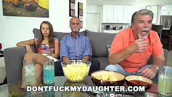Don't Fuck My Daughter - Liza Rowe Fucked By Glen Although Daddy S.