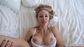 Nicole Aniston Moaning And Relish In Order That Stepsons Dick Buried Under A Roof Her Tight Milf Muff