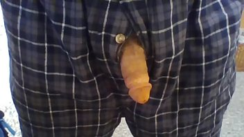 Fly Open Cock Stroking