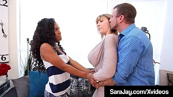 Creation Famous Fuck Queen, Sara Jay & Fuck Rock Tough Cock, Share Any Pussy As They Both Fuck Fucking Living Daylights Out Fucked Hot Black Babysitter Demi Sutra! Entire Video & Sara Live @ Sarajay.com!