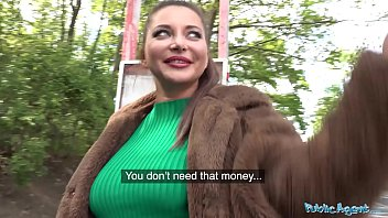 Public Agent Anna Polina Pounded Extraneous And Showing The Particular Excessive Tremendous Tits