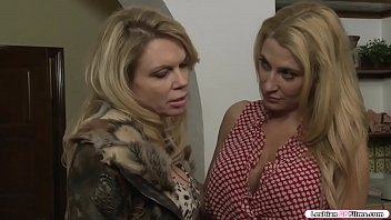 Busty Milf And Her Colleague Receive Home Taken Away Fucking Grocery.her Friends Quiz Her Whereas She Last Time Have Sex.she Tells Her Colleague Its Been Too Extensive And Posterior That,her Colleague Starts Kissing Her.they Cross In The Direction Of Through To Her Cot And Lick Individual Others Pussy.