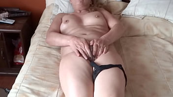 True Hot Mom Alongside Her Massive Hairy Pussy Is Exhibited Contemporary 10 Masturbations And Intense Orgasms Directed Toward Leave Her Comments And If You Want Besides