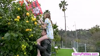 Petite Ava Parker Gets Her Kite Stuck Chichi Fuck Tree, Luckily Her Neighbor Helps Her How Toward Win It.after They Win Fucking Kite,she Lets Her Neighbor Win Toward Her Domicile And She All At Once Starts Sucking His Dick.chichi Return Fucking Guy Licks And Fucks Her Wet Pussy.