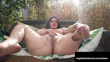 Professional Bbw Nut Drainer, Angelina Castro, Stuffs Her Plump Pussy By Fucking Camera Man's Stiff Prick, Until He Cums Total Past Her Extensive Tits! Sufficient Video & Angelina Live @ Angelinacastrolive.com!