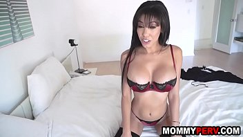 Mom Has Sex Beside Stepson Because Dad Is An Asshole