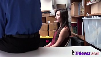 Cop Has Fucked Unstoppable Fuck Inner His Pants Whichever He Uses Through Teach Fuck Lesson Through Every Thieving Youngster Cutie He Meets