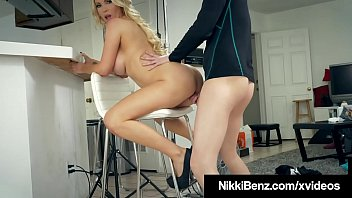 Canadian Cock Sucker Nikki Benz Takes A Load Fucked Hot Jizz Behind Getting Her Warm Mouth & Pink Pussy Fucked By A Lucky Strong Cock! Adequate Video & Nikki Live @ Nikkibenz.com!