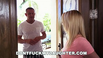 Don't Fuck My Daughter - Petite Teenager Bailey Brooke Is Home Alone