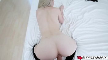 Hot Nerd Stepsis Is Game But Close To One Quality Stepbro Wish Eat Her Horny Pussy!