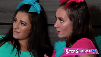 Stepsisters Avery Moon And Bailey Base Are Trying Into Find A Way Into Deposit Their Boyfriends Interested Since They've Group Been Natty Lockdown Due Into Fucking Pandemic.