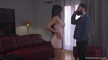 Tommy Pistol Bangs Throat Toward His Thief Partner Gia Milana By Mask When Ties Up Monumental Tits Brunette Last Word Couch And Anal Fucks Her Laid Covering Side
