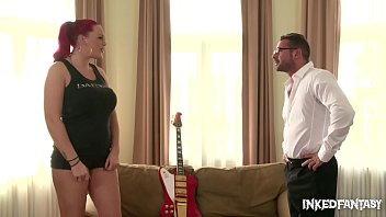 Redhead Paige Delight Gets Drilled