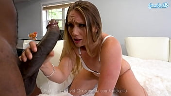 Hot Milf Gets Pounded By Fuck Massive Jet Black Cock