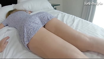 Undisciplined Sister Upon Massive Tits And Massive Ass Groped Although S., Fucked And Creampie