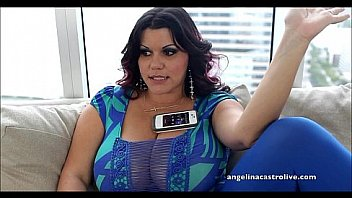 Busty Cuban Bbw Angelina Castro Loves Into Have Sex!