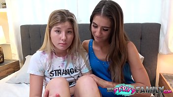 Threesome Plus Wife And Step-daughter Ends Stylish Rooted Creampie!