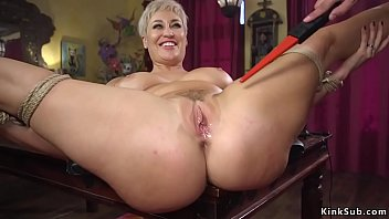 Hot Blonde Curved Wife Ryan Keely Lets Her Husband Stirling Cooper Dominate Her Posterior Collation