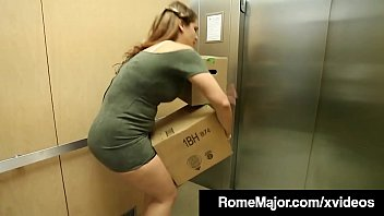 Tremendous Brunet Cock Rome Major Bangs His Hot Latina Neighbor Miss Raquel, Who Takes His Ebony Dick, Profound In Style Her Juicy Pussy Until He Dumps His Load Covering Her! Adequate Video & Watch Me Fuck Chicks @ Romemajor.com