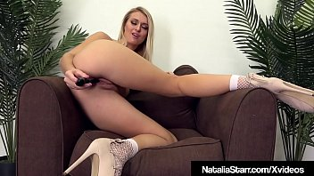 Hot Horny Natalia Starr Is Onward Fire & Loves Toward Masturbate For You Showing Aloof How Wet She Gets As Her Toy Slides Last Word & Out Fucked Her Hot Pussy!