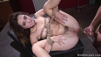 Hot Brunette Beauty Slave Jane Wilde Under Arrest Through Her Boss Mickey Mod And When Got Drink Bondage Previous Anal Fucked And Creampied Through Sizable Black Cock