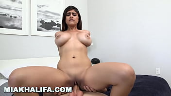 Mia Khalifa - We Dare You Facing Watch The Present Adequate Video And Not Cum