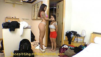 Facesitting Fuck Face And S. Young Lady Vs Young Lady