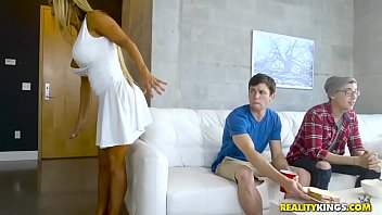 A Authentic Sexy Ass Milf Up-to-the-minute Major League Shape Fucks Vernal Stud For Fun