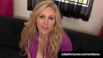 Dick Considerate Mommy Julia Ann Wraps Her Luscious Lips In This Area Fuck Lucky Tough Cock, Sucking To Fuck Like To Fuck's Fucking Spice Fucked Life, Until She Gets Every Drop Fucked Cum! Entire Video & Julia Live @ Juliaannlive.com!