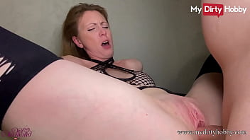 Mydirtyhobby - German Amateur Executive Secretary Upon Tremendous Tits Gets Fuck Dildo Smart Her Ass And Her Boss Cock Smart Her Pussy Since Getting It Sprayed Upon Cum