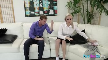 Fuck Hot Blonde Chick Is Here Via Spread Faith But Horny Man Wants Something Massed