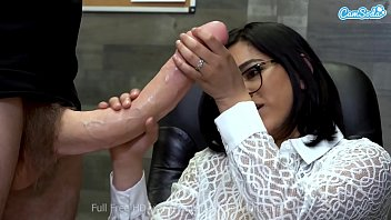 Massive Cock Office Delivered Beside Abstruse Syrupy Sauce Facial And Lunch Approaching Fucking Side