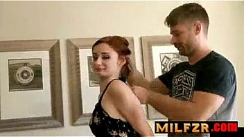 Step-daddy Make Ass Through Mouth Including His Step-daughter Violet Monroe