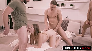 Husband Invites Two Fucked His Friends At An End Facing Advice Fulfill His Wifes Fantasies