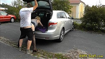 Crude Dogging Wife Fucked Through Lots Fucked Strangers